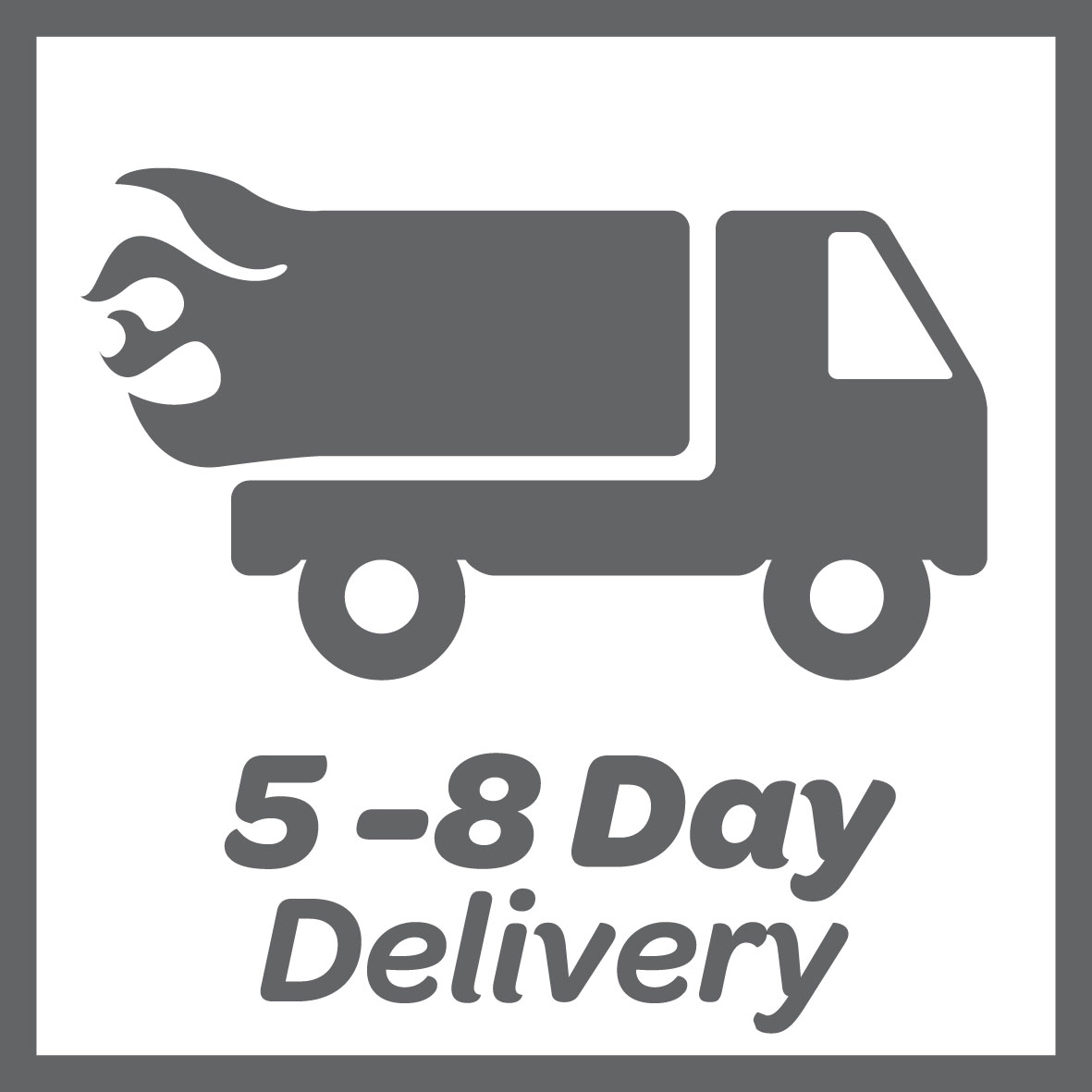 This product has quick delivery